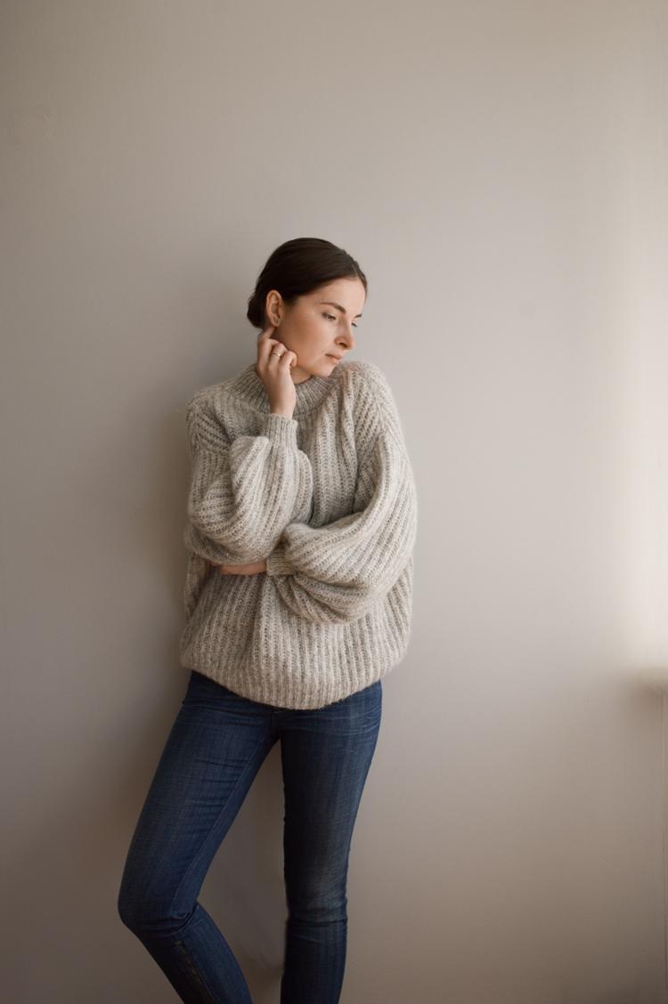 Candy Wool Sweater wzór
