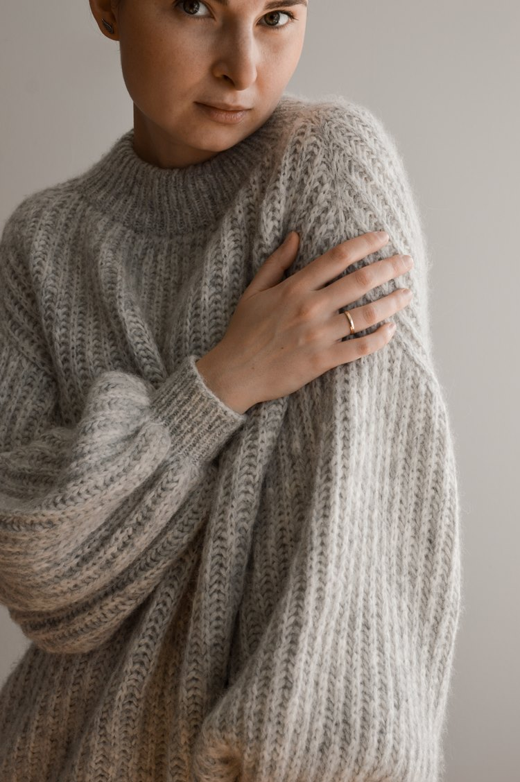 Candy Wool Sweater