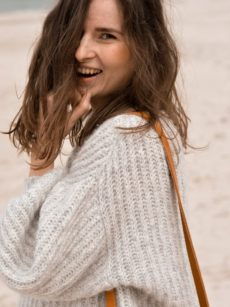 Candy Wool Sweater Wzór na drutach