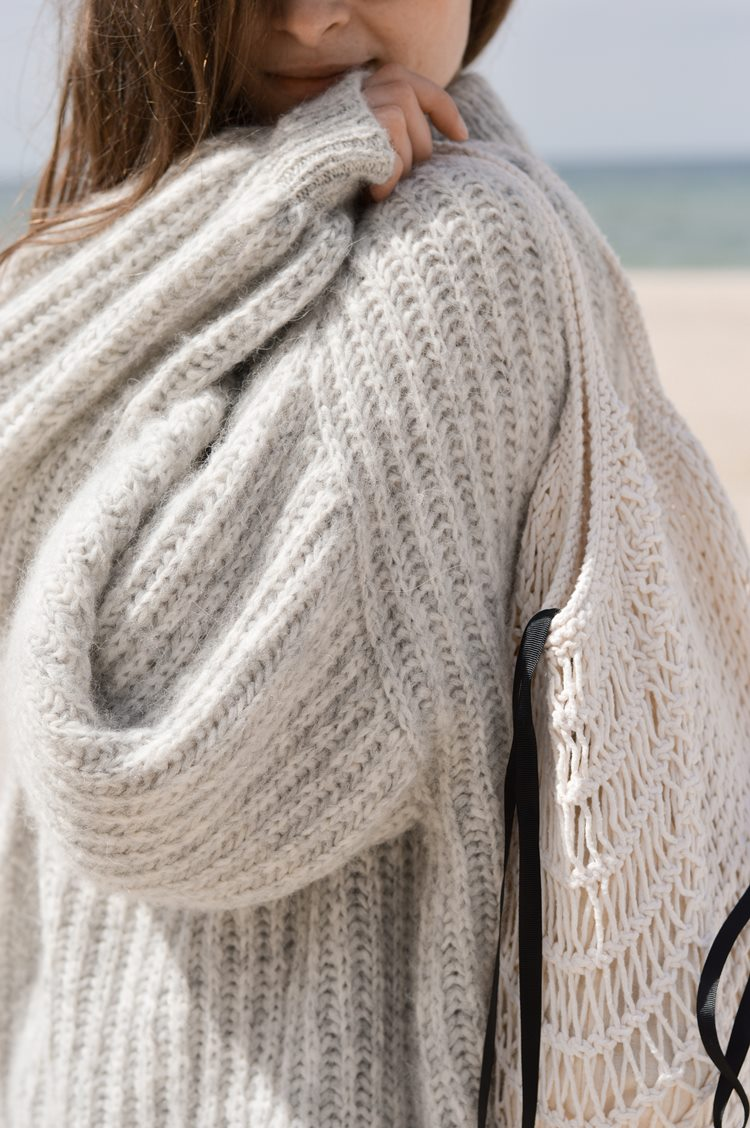 Candy Wool Sweater brioszka