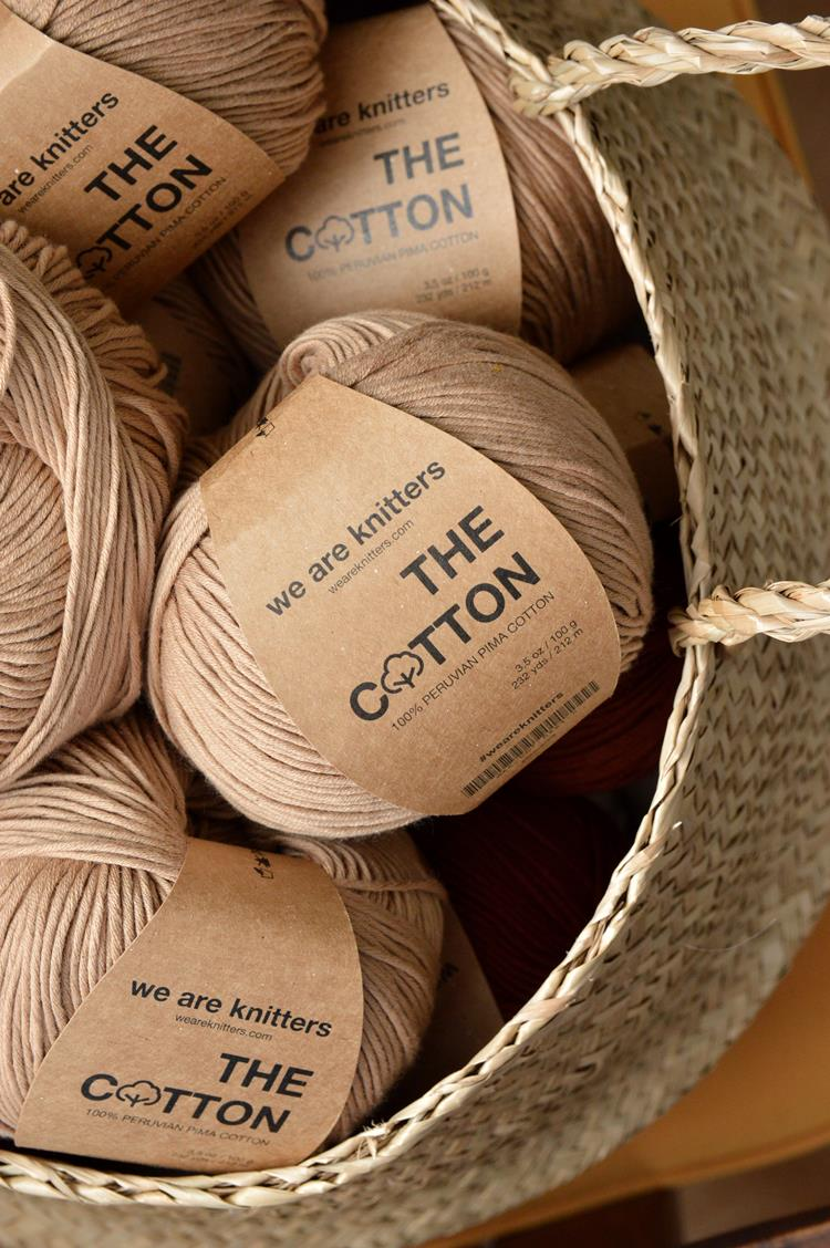 Pima Cotton We Are Knitters
