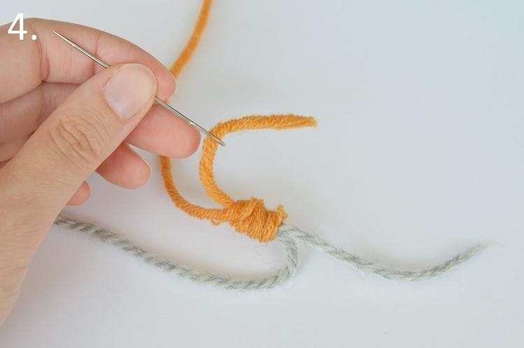 russian join 5 sposobów łączenia nici w robótce
