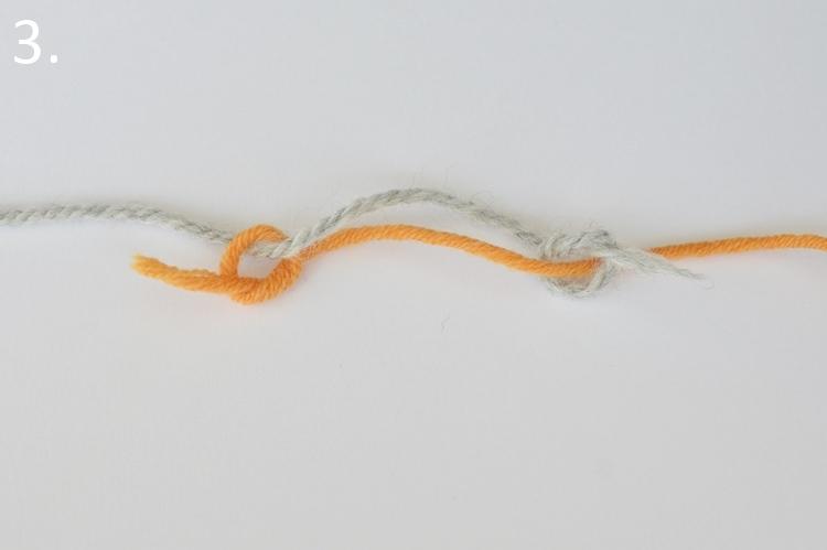 magic knot 5 sposobów łączenia nici w robótce
