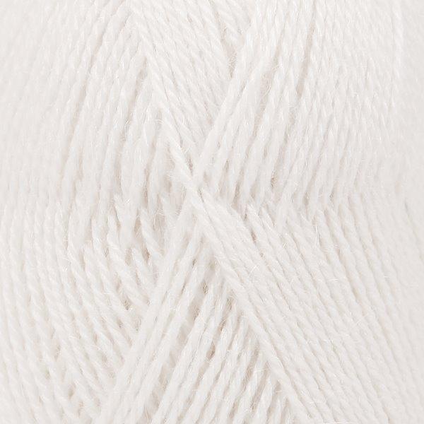 Drops Alpaca Biały101