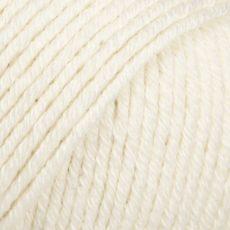Drops Cotton Merino Złamana biel 01
