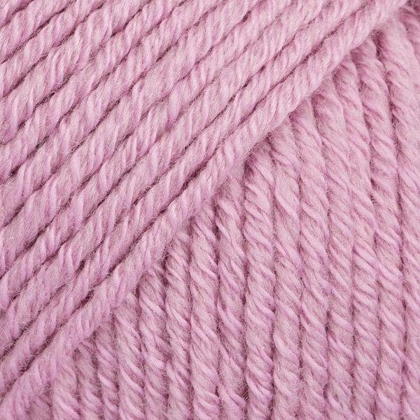 Drops Cotton Merino Liliowy 04