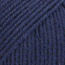 Drops Cotton Merino Granatowy 08