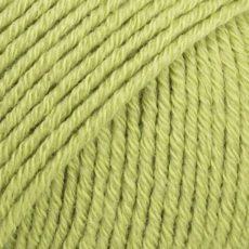 Drops Cotton Merino Pistacjowy Jasnozielony 10