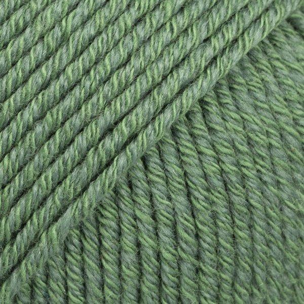 Drops Cotton Merino Leśna Zieleń 11