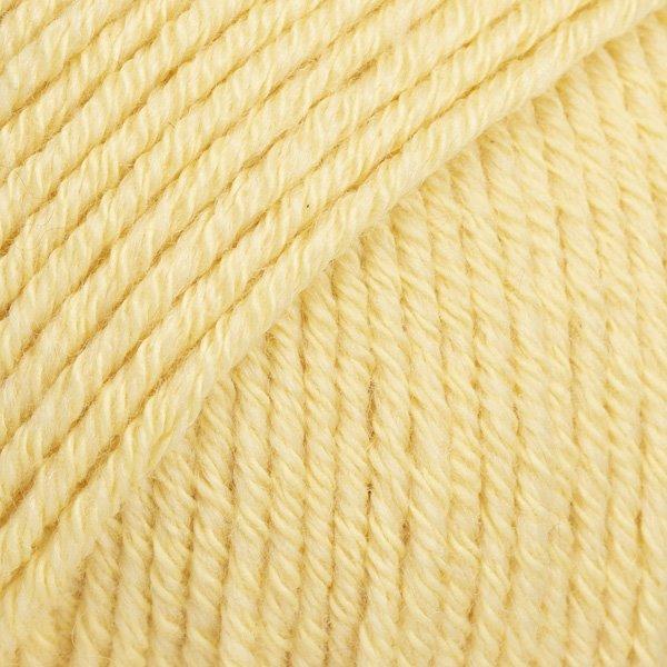 Drops Cotton Merino Waniliowy 17