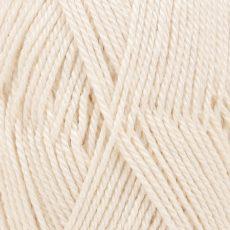 DROPS BabyAlpaca Silk - Ecru (0100)